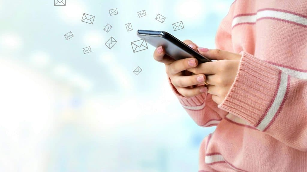 courriel marketing