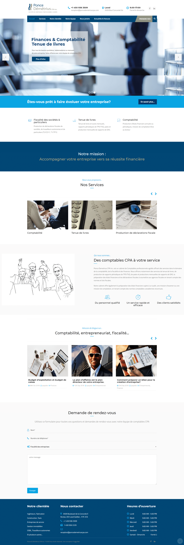 Conception Sites Web Wordpress 5