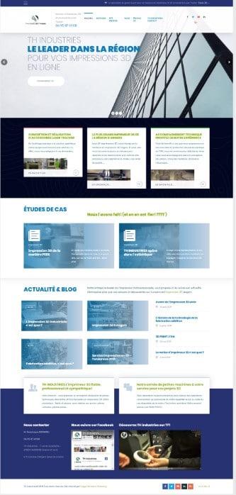 Conception Sites Web Wordpress 13
