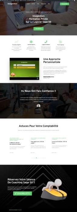 Conception Sites Web Wordpress 9