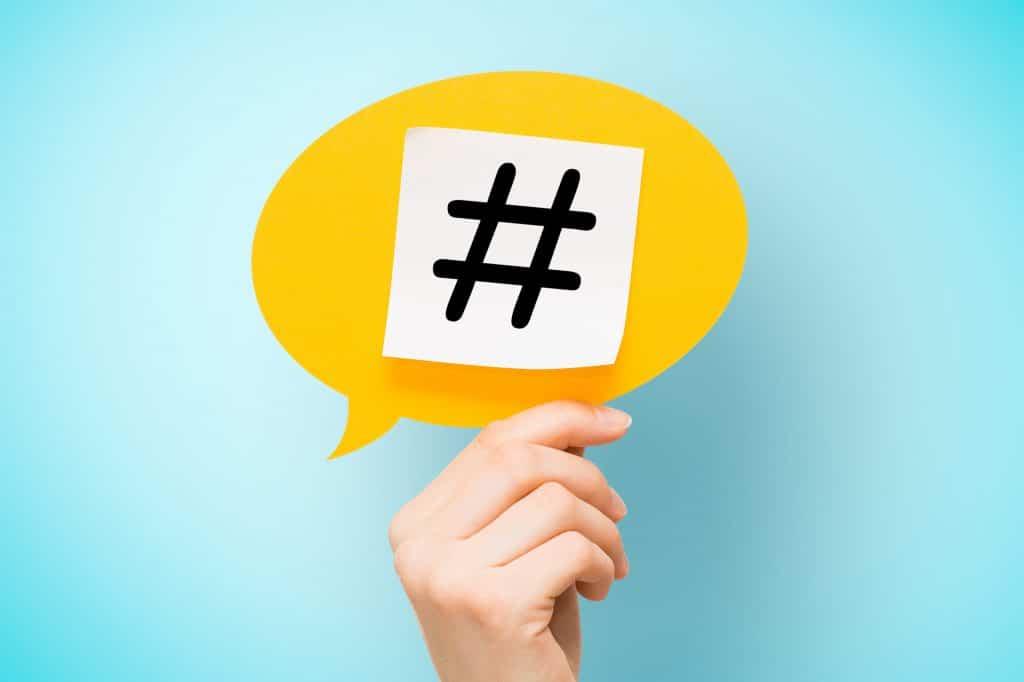 Comment utiliser le hashtag et à quoi peut-il bien servir? 2
