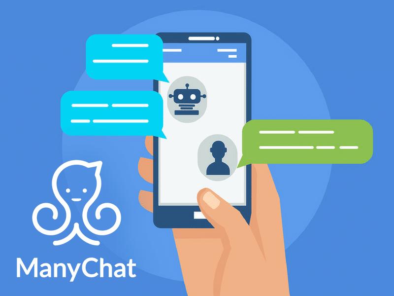 L'interface et les fonctionnalités de ManyChat 1